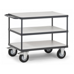 ESD Shelf Trolleys 9402